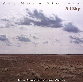 All Sky: New American Choral Works cover image