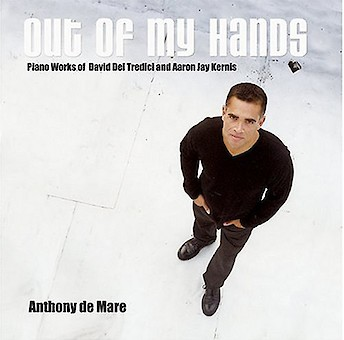Anthony DeMare: Out Of My Hands cover image