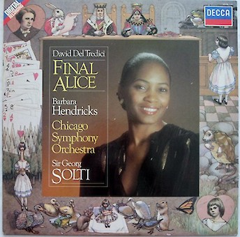 Final Alice original LP release cover image