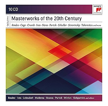 Masterworks of the 20th Century cover image