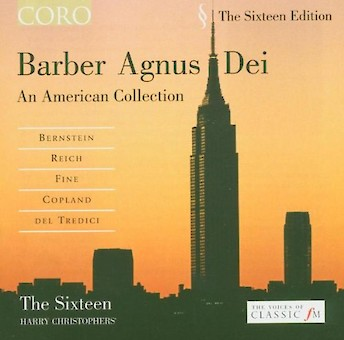 Barber: Agnus Dei (An American Collection) cover image